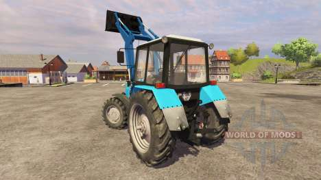 MTZ-1221 Belarus [loader] for Farming Simulator 2013
