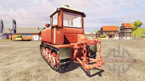 DT-175С v2.1 for Farming Simulator 2013