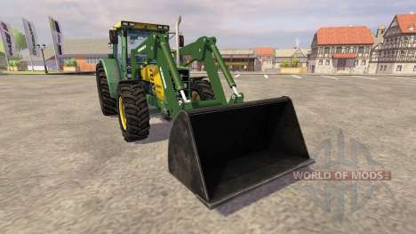 Buhrer 6135A FL for Farming Simulator 2013