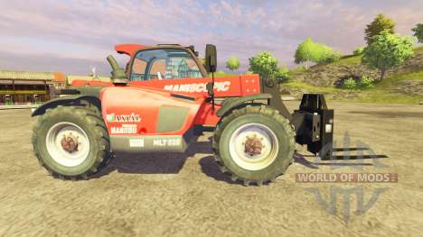 Manitou MLT 735 for Farming Simulator 2013