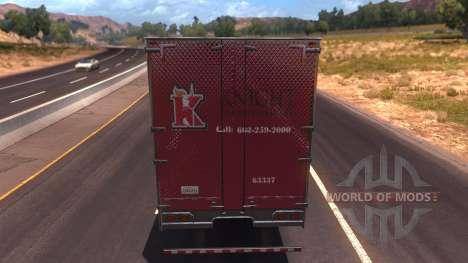Knight Trailer for American Truck Simulator