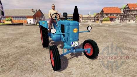 Lanz D 1705 for Farming Simulator 2013
