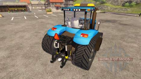 New Holland 9500 v2.0 for Farming Simulator 2013