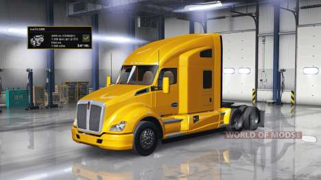 Engine 2000 HP for American Truck Simulator