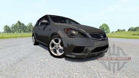 Kia Ceed 2011 for BeamNG Drive