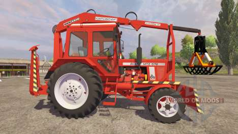 MTZ-572 for Farming Simulator 2013