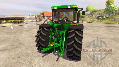 John Deere 8320 v2.0 for Farming Simulator 2013