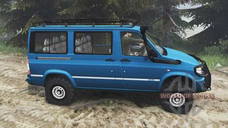 UAZ-3165 Simba [16.12.15] for Spin Tires