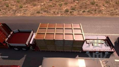 Doll Vario 3 Axle Trailer for American Truck Simulator