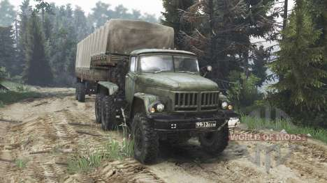 ZIL-137-137Б [25.12.15] for Spin Tires