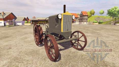 Lizard Type 20 for Farming Simulator 2013