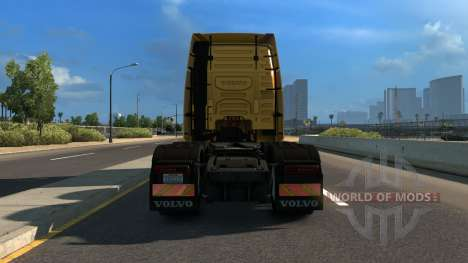 Volvo FH16 2012 for American Truck Simulator