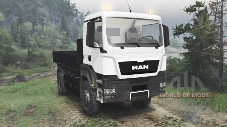 MAN TGS [08.11.15] for Spin Tires