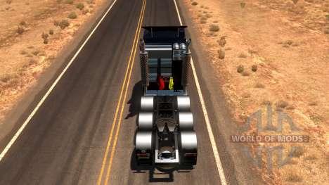 Volvo F10 Heavy Transporter Truck for American Truck Simulator