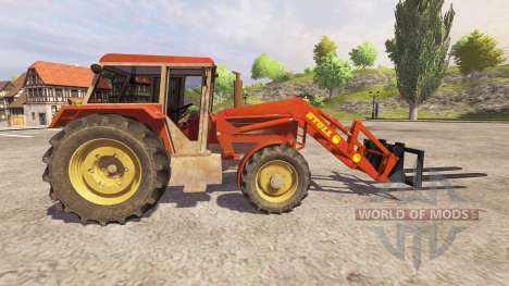 Schluter Compact 1050T v2.0 FL for Farming Simulator 2013