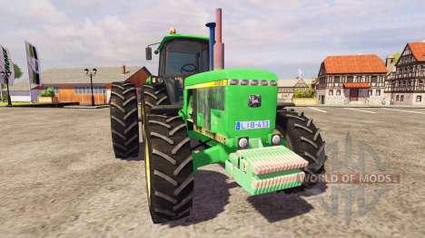 John Deere 4955 for Farming Simulator 2013