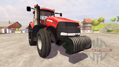 Case IH Magnum CVX 260 2WD v2.0 for Farming Simulator 2013