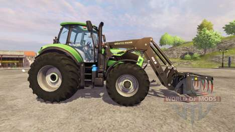 Deutz-Fahr Agrotron 7250 TTV FL for Farming Simulator 2013