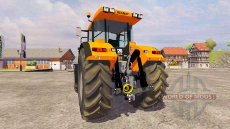 Renault Ares 610 RZ v2.0 for Farming Simulator 2013