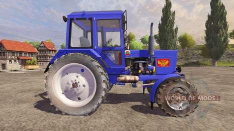 MTZ-82 v2.3 for Farming Simulator 2013