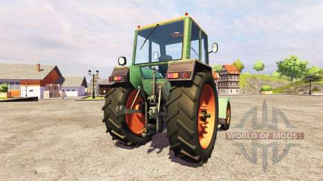 Lizard 2850 v2.0 for Farming Simulator 2013