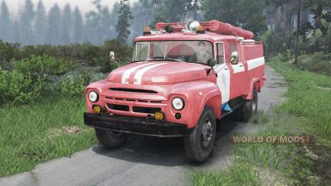 ZIL-130 AC-40 [25.12.15] for Spin Tires