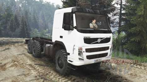 Volvo FM [25.12.15] for Spin Tires