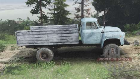GAZ-52 4x4 [08.11.15] for Spin Tires
