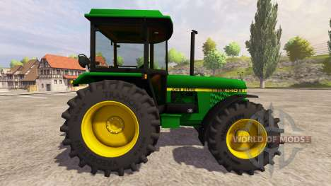 John Deere 1640 for Farming Simulator 2013