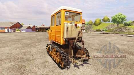 The t-54 for Farming Simulator 2013