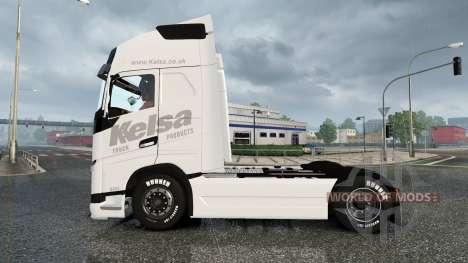 Volvo FH16 2013 [Kelsa] for Euro Truck Simulator 2