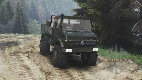 Mercedes-Benz Unimog U1650 [16.12.15] for Spin Tires