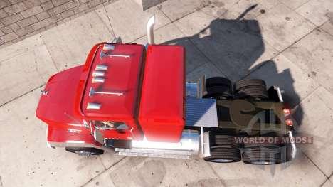 Mack Granite for American Truck Simulator