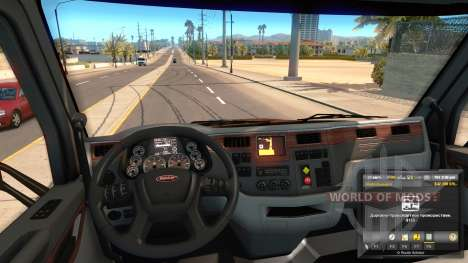 Reduction of penalties for American Truck Simulator