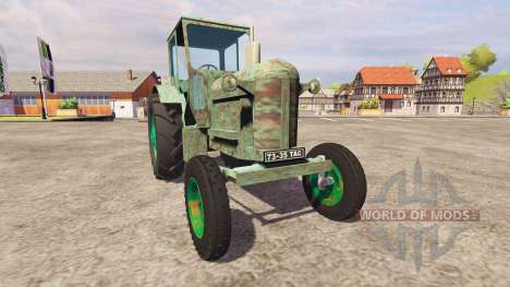 MTZ-45 for Farming Simulator 2013
