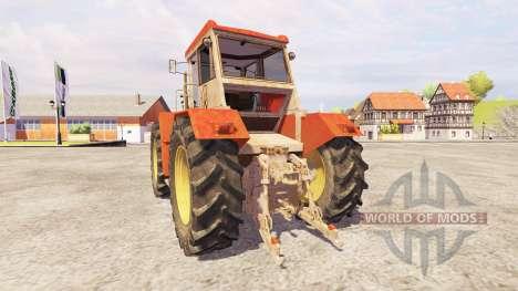 Schluter Super-Trac 2200 TVL v2.0 for Farming Simulator 2013