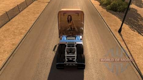 Volvo VNL 780 V for American Truck Simulator