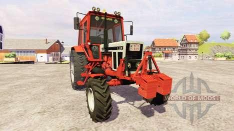 MTZ-82 [Suite] for Farming Simulator 2013