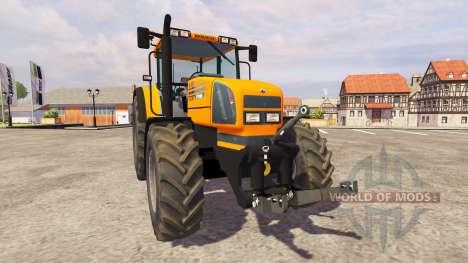 Renault Ares 610 RZ v2.0 for Farming Simulator 2013