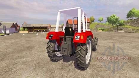 Steyr 545 for Farming Simulator 2013