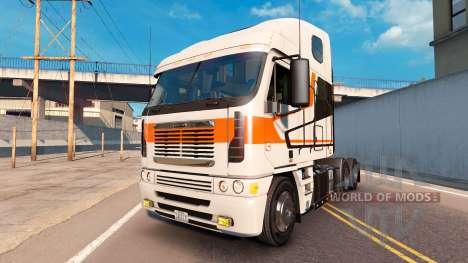 Freightliner Argosy v3.0 for American Truck Simulator