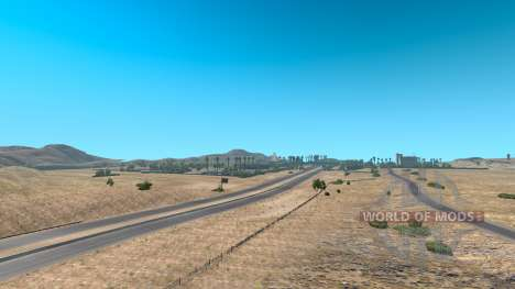 Weather update for American Truck Simulator