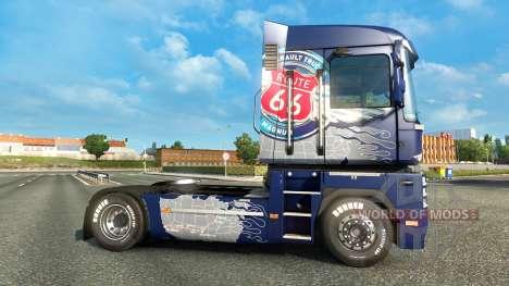 Renault Magnum Legend v7.0 for Euro Truck Simulator 2