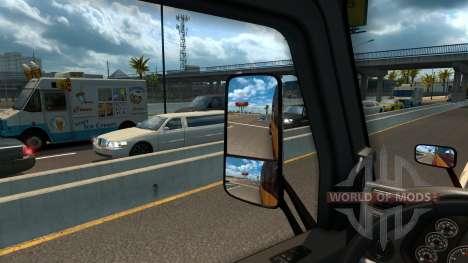 Increased density of traffic for American Truck Simulator