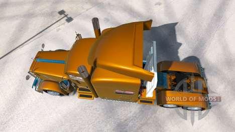 Peterbilt 389 v2.11 for American Truck Simulator