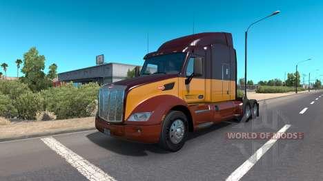 Weather update for American Truck Simulator