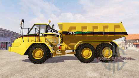 Caterpillar 725 v1.6 for Farming Simulator 2013