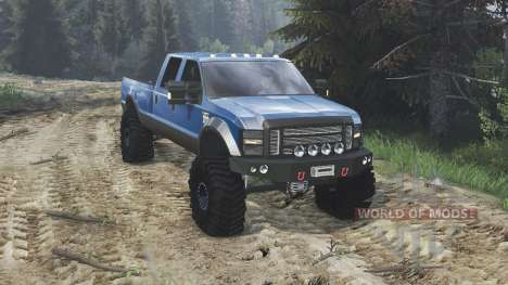 Ford F-350 2008 [08.11.15] for Spin Tires