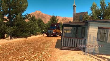 Map off-road for American Truck Simulator