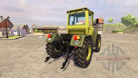 Mercedes-Benz Trac 900 Turbo for Farming Simulator 2013
